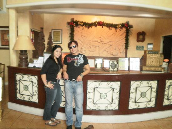 Crown Regency Residences Davao: Hotel Reception