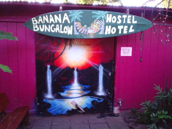 Banana Bungalow Maui Hostel: loved this place
