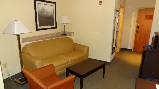 Comfort Suites Murfreesboro: sitting