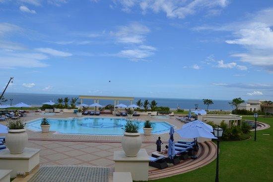Polana Serena Hotel: Polana view from the verandah