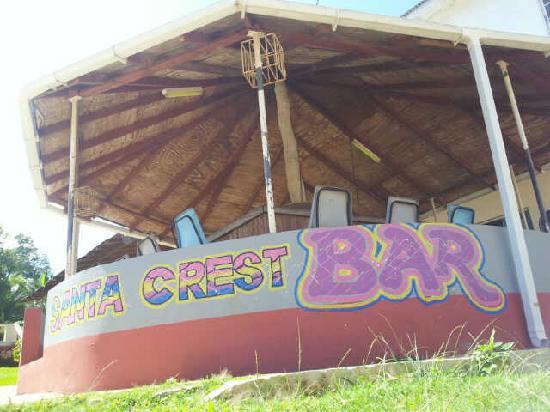 Santa Crest Hotel: Bar