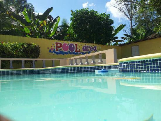 Santa Crest Hotel: Pool