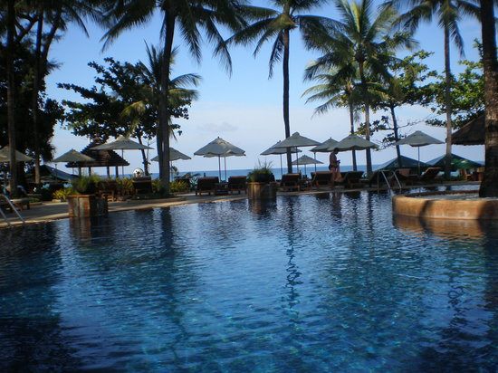 Katathani Phuket Beach Resort: Andaman pool