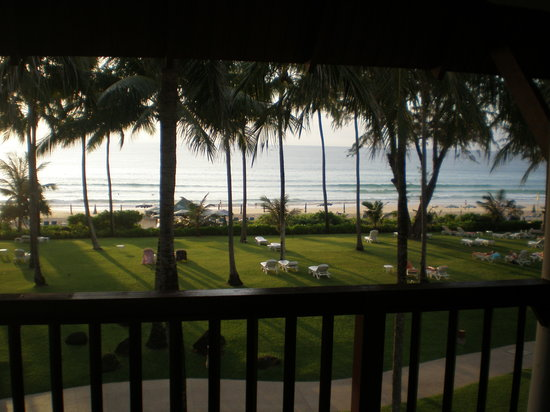 Katathani Phuket Beach Resort: Kata noi wing, Junior Suite view