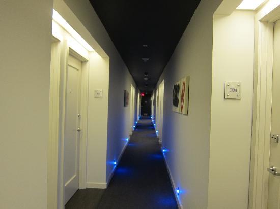 Hotel Keen: Hall