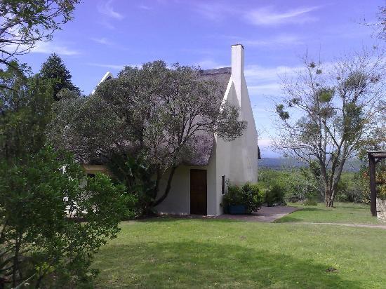 Intaka Lodge: Fish Eagle cottage