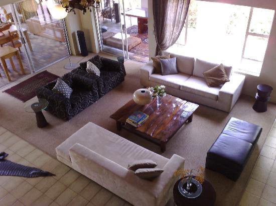 Intaka Lodge: Intaka Lounge