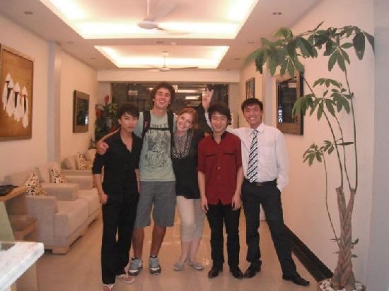 Rising Dragon Estate Hotel: My Rising Dragon Family