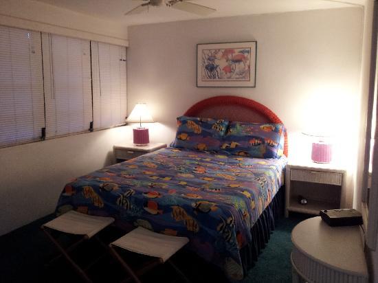 West Wind Club: Bedroom