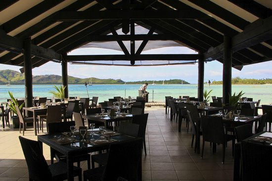 Plantation Island Resort: Main restaurant