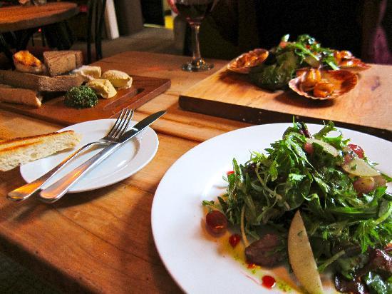 Redcliff Restaurant & Bar : Apps