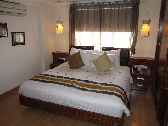 Hanoi Elite Hotel: Room 601 in Hanoi Elite