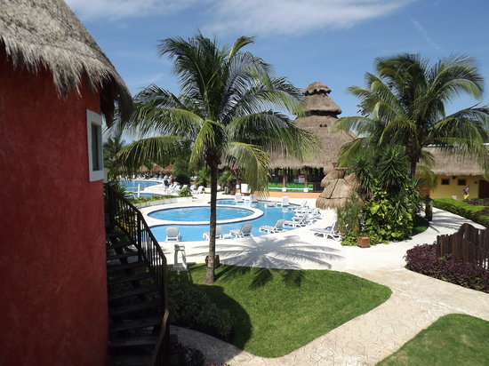 Iberostar Cozumel: View from room