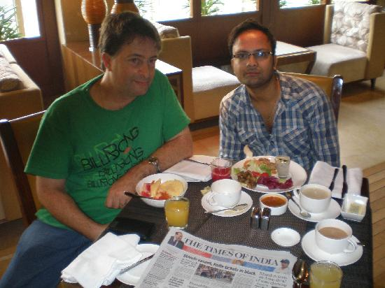 Crowne Plaza Today New Delhi Okhla: Breakfast