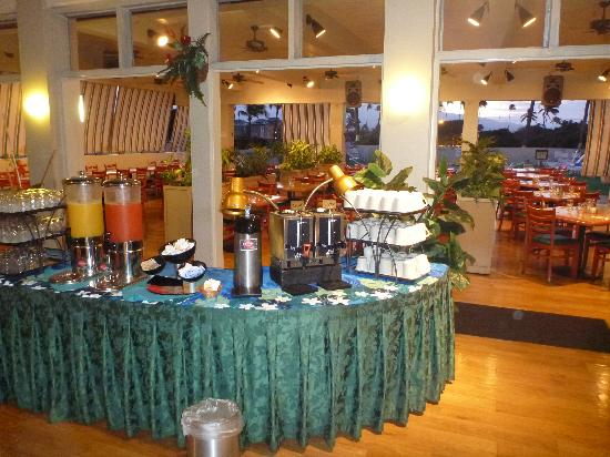 Maui Beach Hotel Buffet