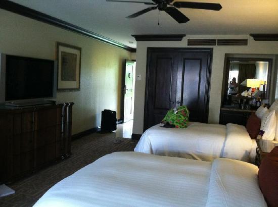 Omni Rancho Las Palmas Resort & Spa: Bedroom