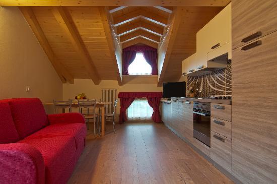 Residenza Sissi: Gli appartamenti