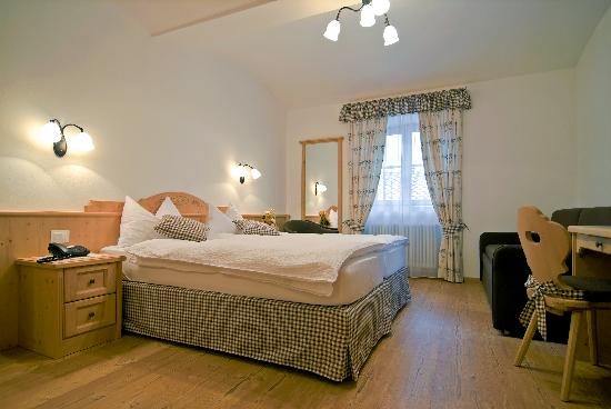 Residenza Sissi: Le camere