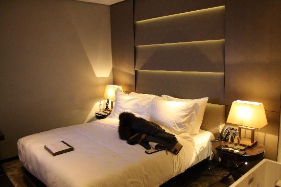 Armani Hotel Milano: Chambre