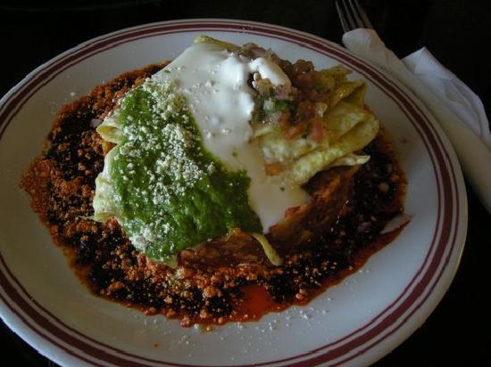 Anepalco's Chilaquiles