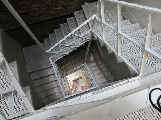 Peradays: Staircase
