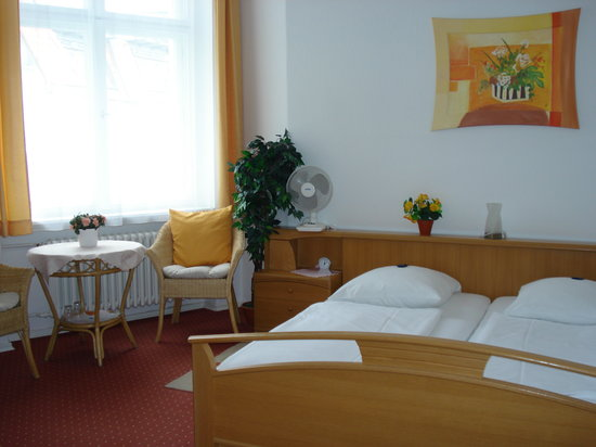 Hotel-Pension Bregenz: Room