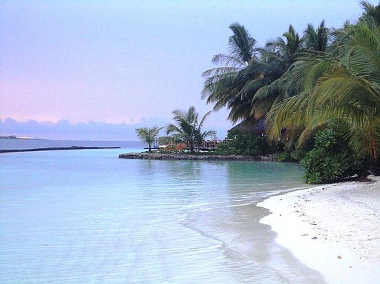 Kurumba Maldives: it really does look like this