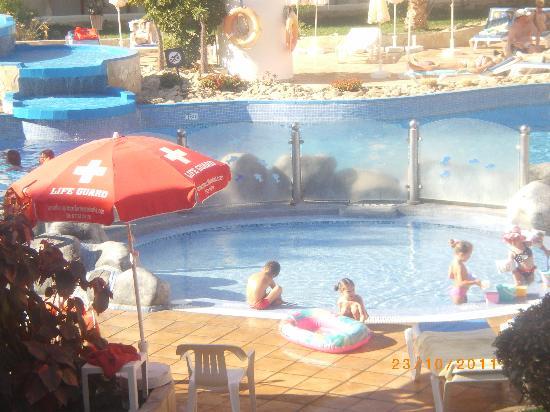 La Caleta, Ισπανία: piscina