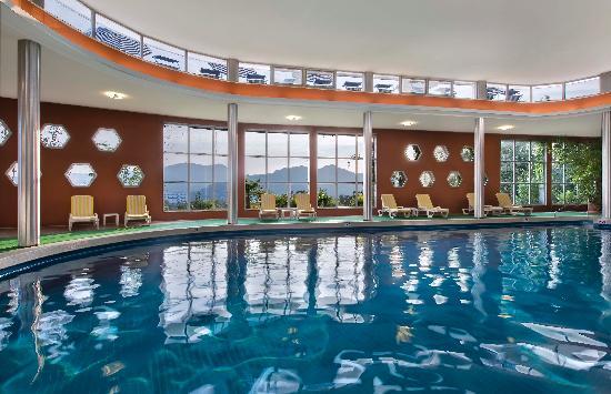 Hotel Augustus Terme: Indoor pool