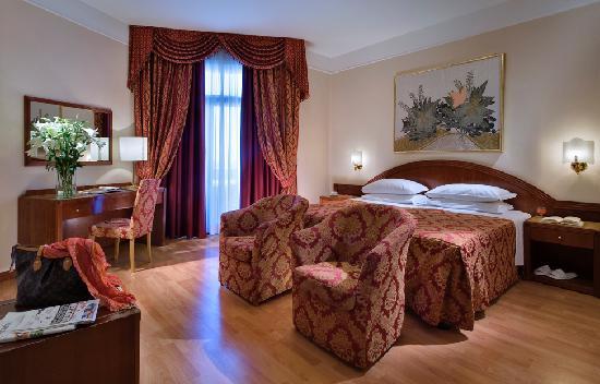 Hotel Augustus Terme: Room