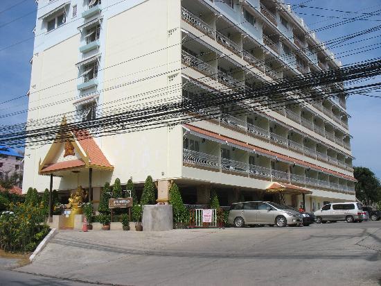 Hua Hin Markwin Lodge: hotel