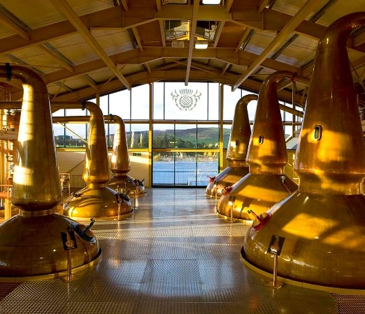 Best Speyside Distillery Tours