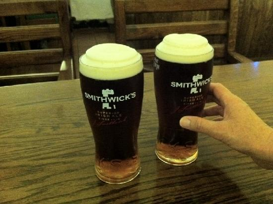 Smithwicks Brewery Tour
