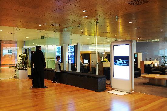Air Rooms Barcelona Airport Premium Traveller