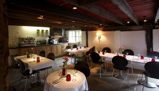 The English Wine Centre, Flint Barn Restaurant