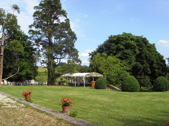 Villa Medicea Lo Sprocco : Altra prospettiva del lato buffet