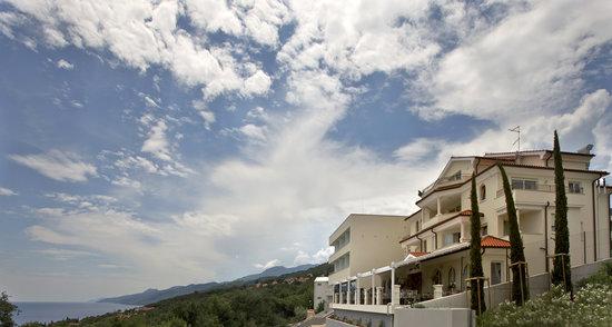Hotel Villa Kapetanovic: Hotel Villa Kapetanović
