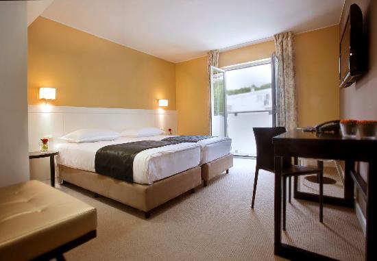 Hotel Villa Kapetanovic: Standard room