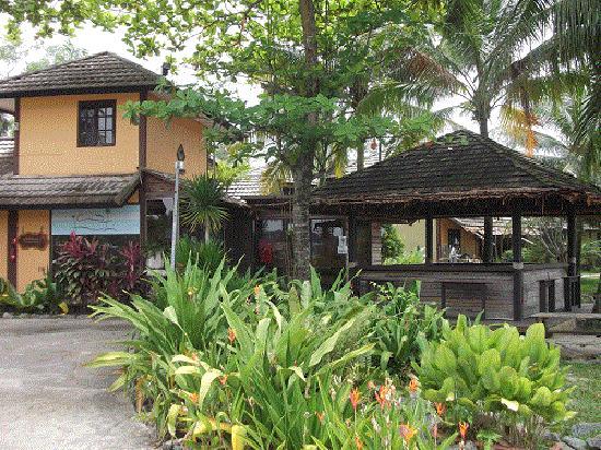 Reception For Guests Picture Of Celestial Resort Pulau Ubin Tripadvisor