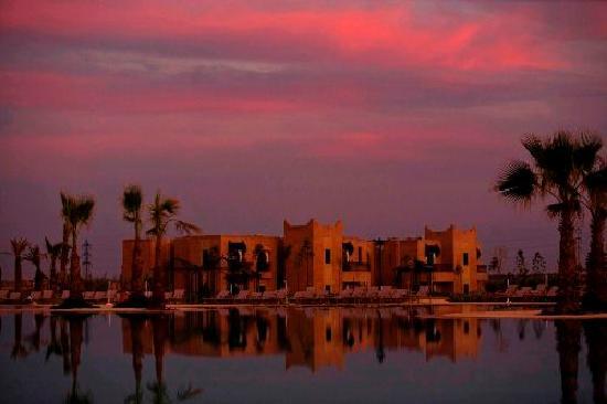 Marrakech Ryads Parc & Spa by Blue Sea : exterieur view