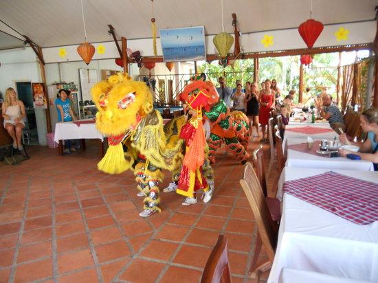 Hoang Kim Golden:                                                       New year celebrations