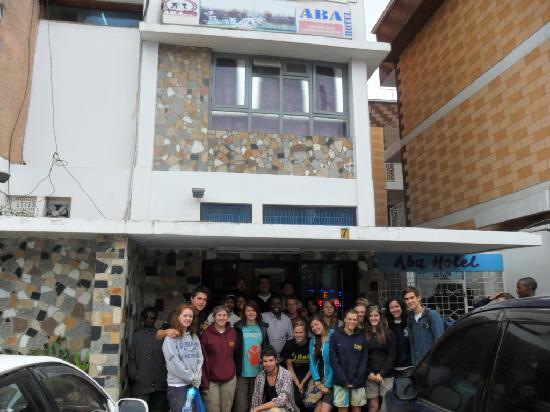ABA Safari & Accommodation: ABA HOTEL IN ARUSHA
