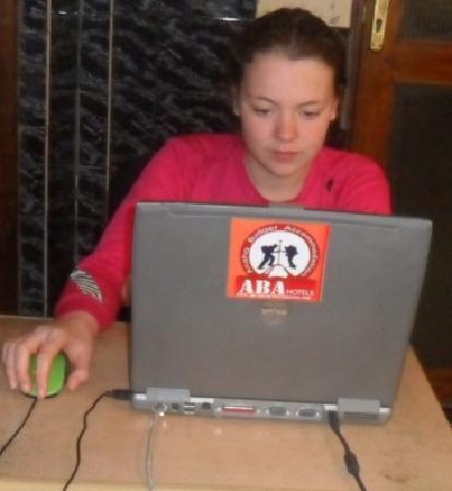 ABA Safari & Accommodation: ABA FREE INTERNET HOTEL