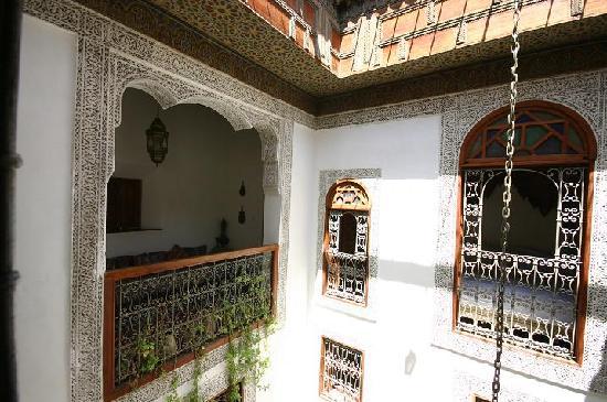 Dar El Menia: Internal Balcony Room Four
