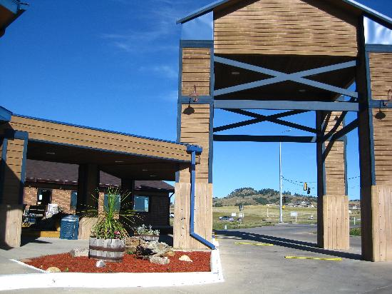 Baymont Inn & Suites Spearfish : Easy Access from Interstate