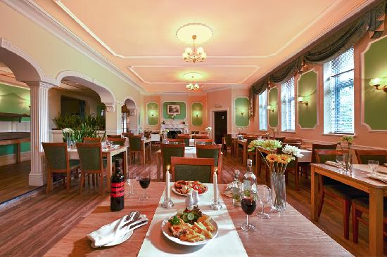 Quality Hotel Coventry: Restaurant