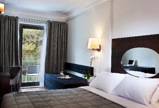 Acropolis Hill Hotel: Room