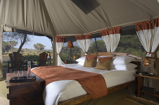 Elephant Bedroom Camp (Kenya/Samburu National Reserve