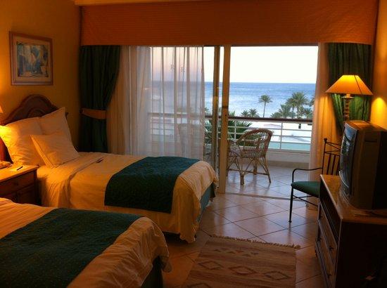 Renaissance Sharm El Sheikh Golden View Beach Resort: very comfortable