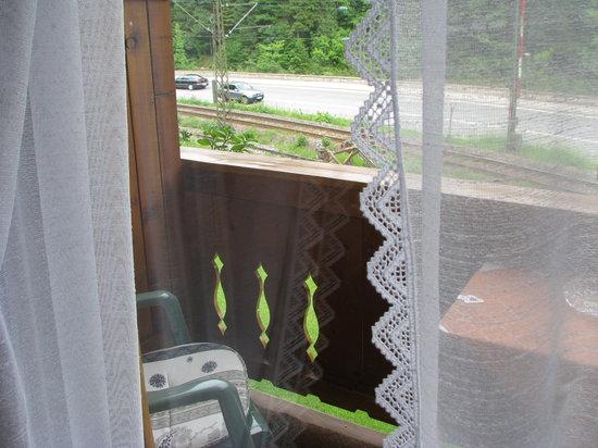 Gästehaus Achental: Balcony